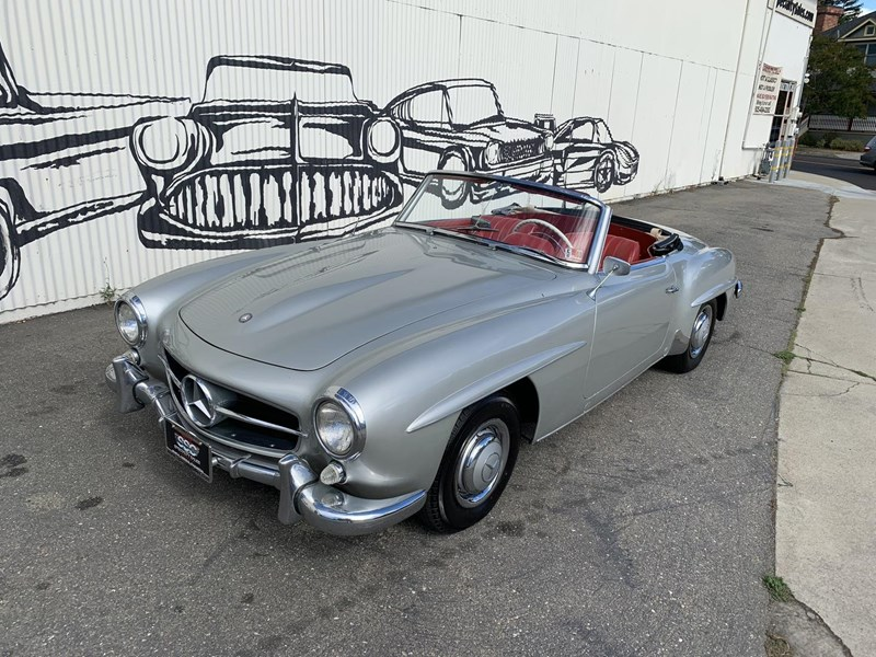 mercedes-benz 190sl 644524 002