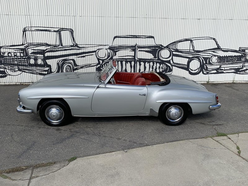 mercedes-benz 190sl 644524 004