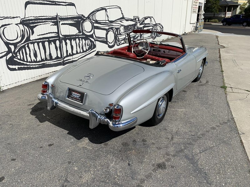 mercedes-benz 190sl 644524 012