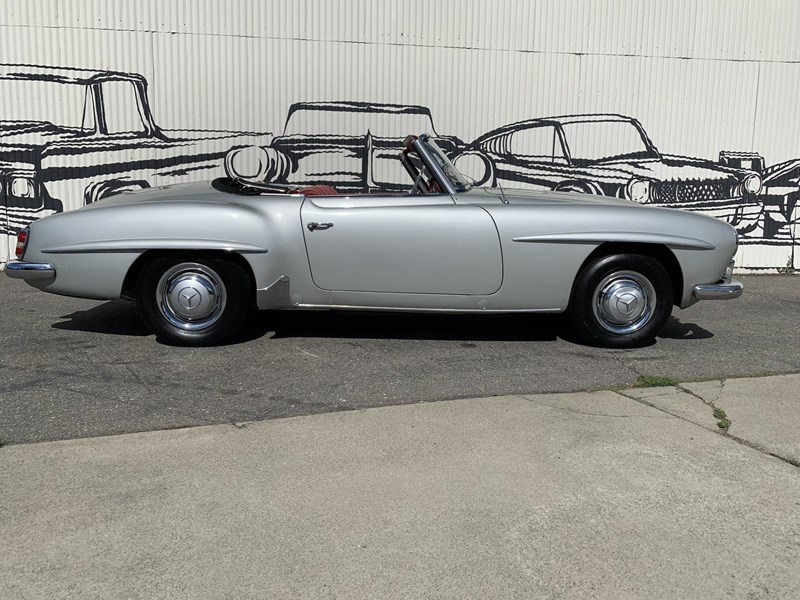mercedes-benz 190sl 644524 013