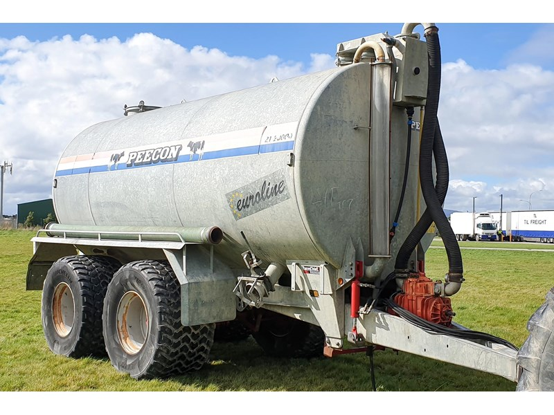 peecon 20000ltr slurry tanker 790930 001