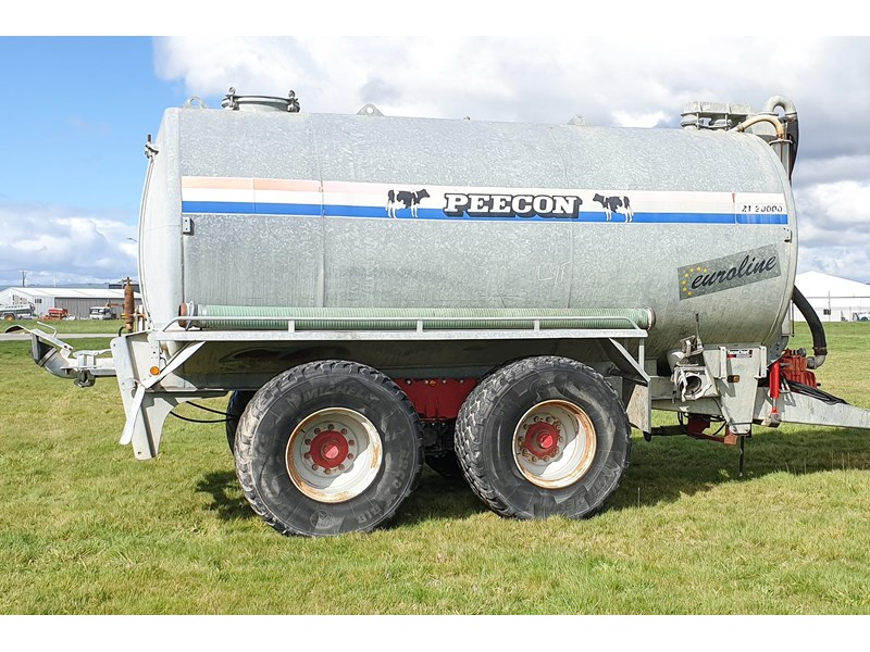 peecon 20000ltr slurry tanker 790930 004