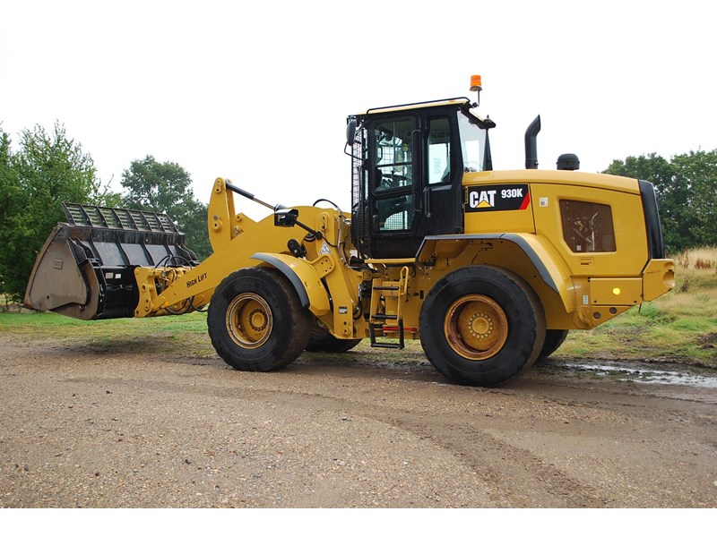 caterpillar 930k hi lift 807595 002
