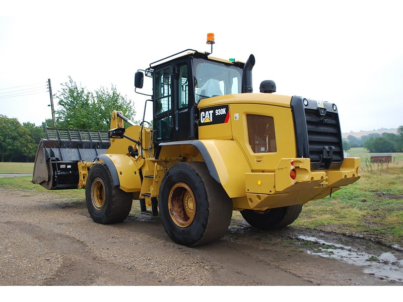 caterpillar 930k hi lift 807595 003