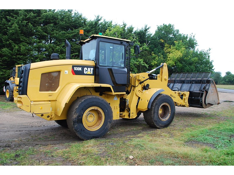 caterpillar 930k hi lift 807595 004