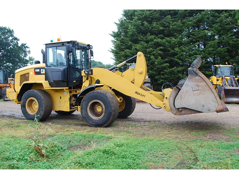 caterpillar 930k hi lift 807595 006