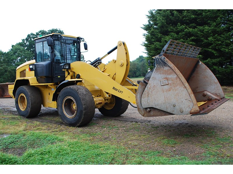 caterpillar 930k hi lift 807595 007
