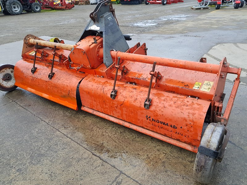 "howard hr41 120"" rotary hoe 528989 001"