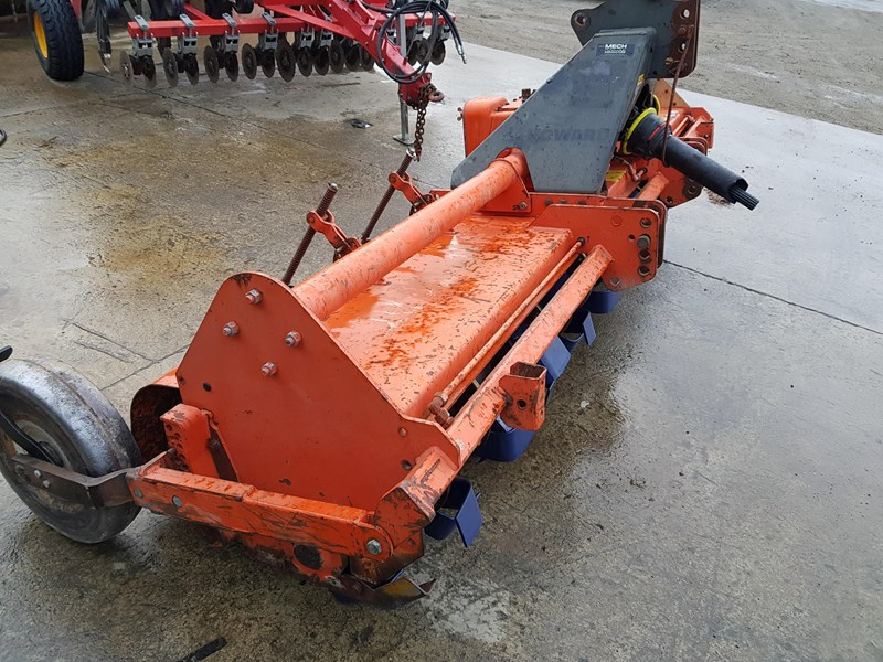 "howard hr41 120"" rotary hoe 528989 002"