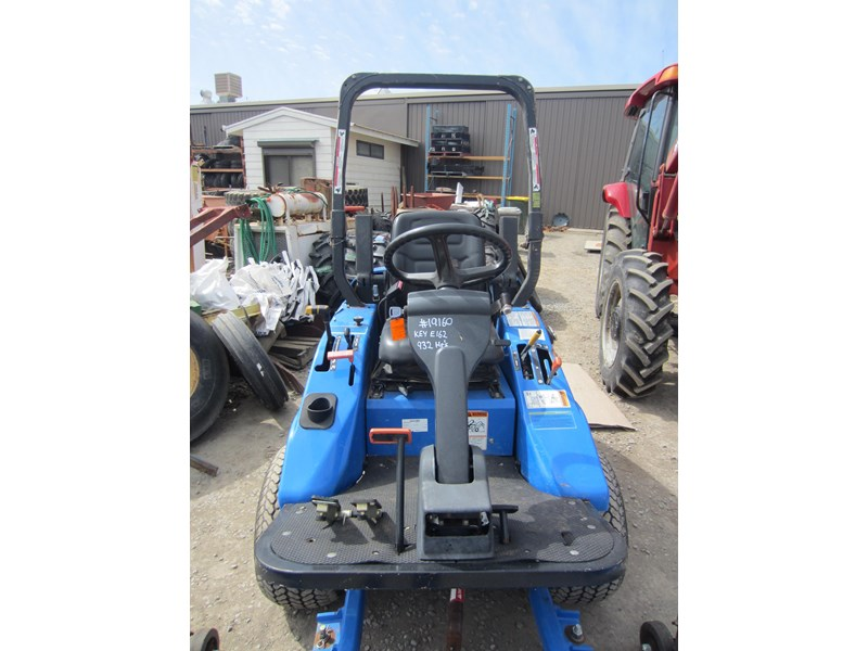 new holland mc28 front mount mower 4 wheel drive 807972 005