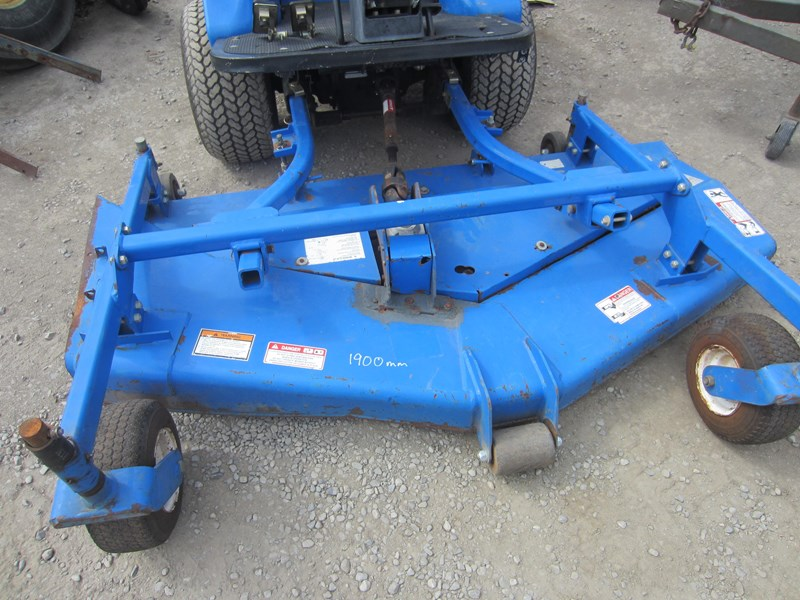 new holland mc28 front mount mower 4 wheel drive 807972 011