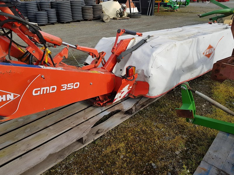 kuhn gmd350 disc mower 808276 001
