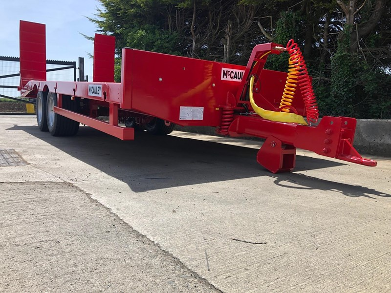 mccauley 2 axle tandem low loader (ullt) 808817 007