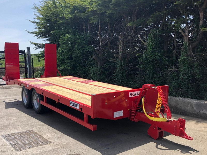 mccauley 2 axle tandem low loader (ullt) 808817 002
