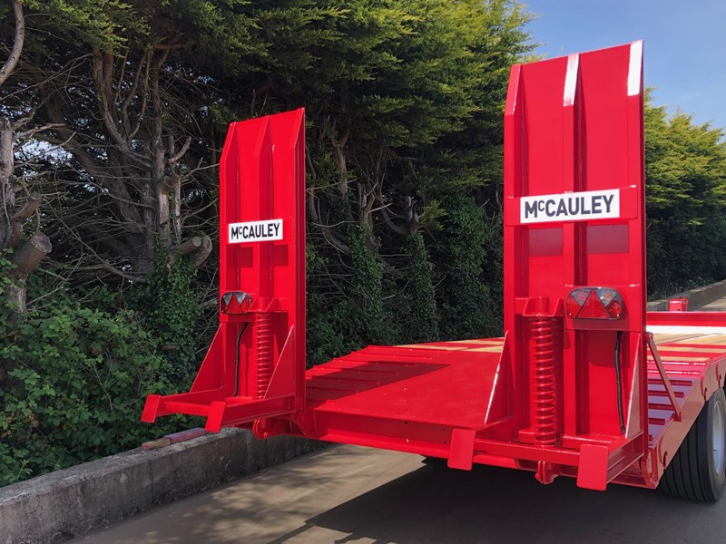 mccauley 2 axle tandem low loader (ullt) 808817 014
