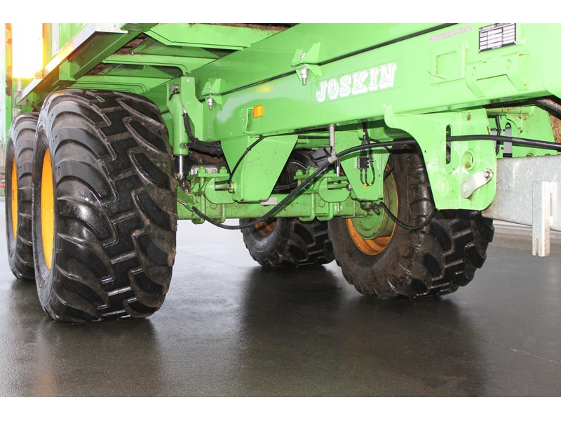 joskin ferti-space 22t horizon fs7014/25bu muck spreader 809046 007