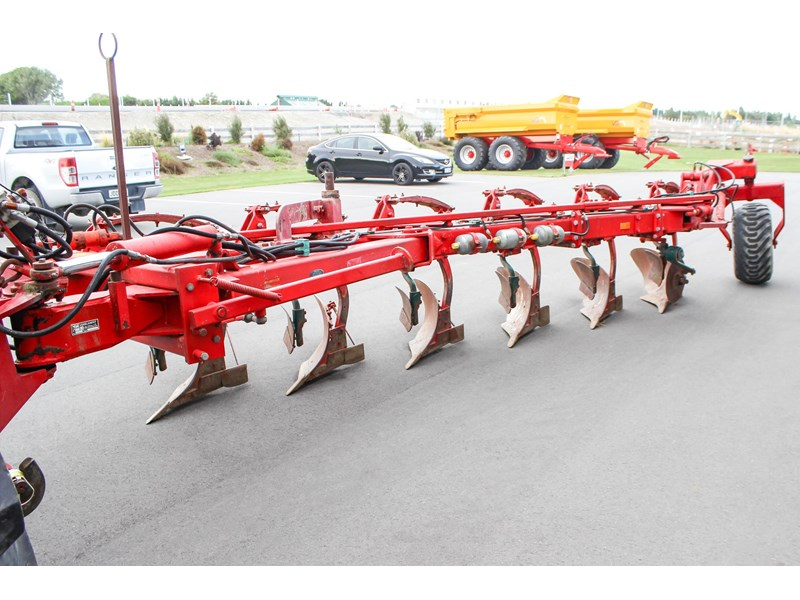 vogel & noot 6 furrow plough 775831 002