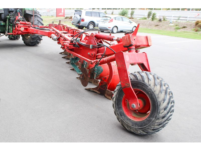 vogel & noot 6 furrow plough 775831 003