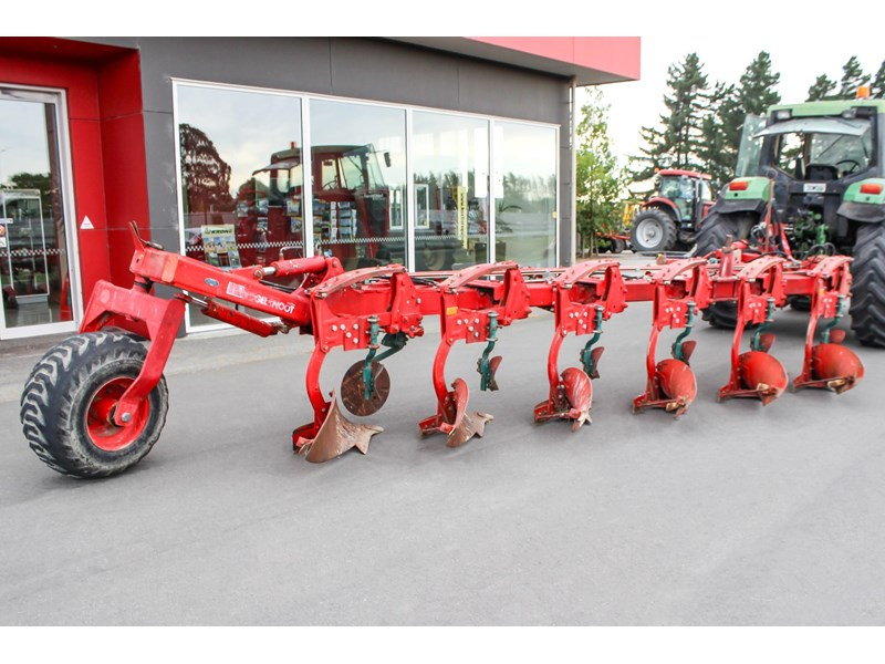 vogel & noot 6 furrow plough 775831 005