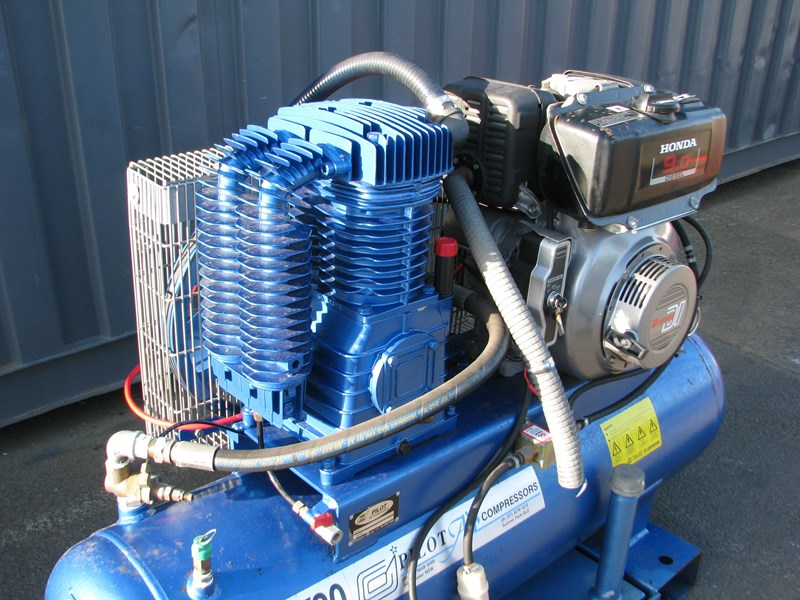 pilot k30d 200l 9hp diesel air compressor 809614 002