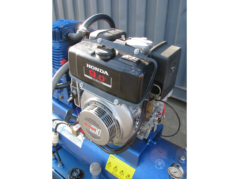 pilot k30d 200l 9hp diesel air compressor 809614 003