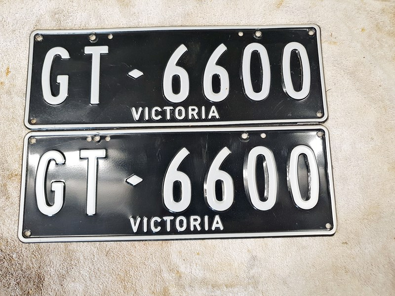 number plates any 801203 002