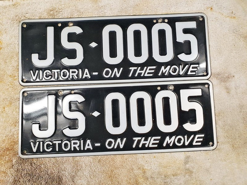 number plates any 801203 001