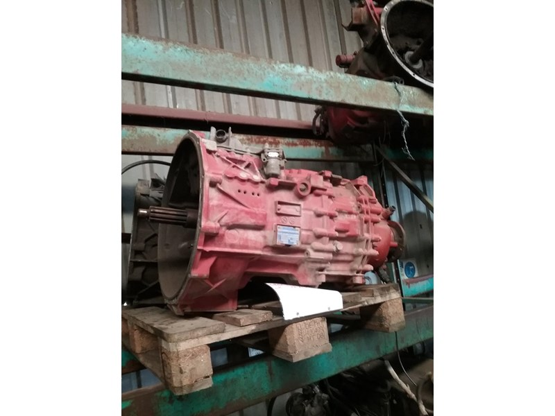 zf transmissions zf astronic model 12as2301  c/# 8869901 811951 001