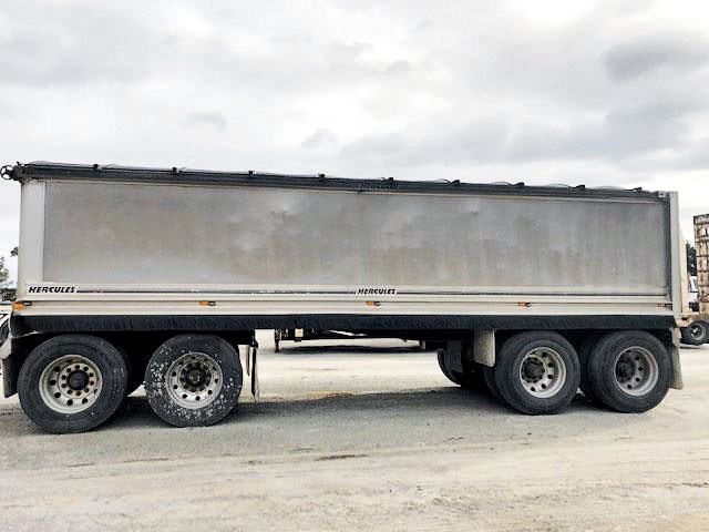 hercules 4 axle trailer 812159 001