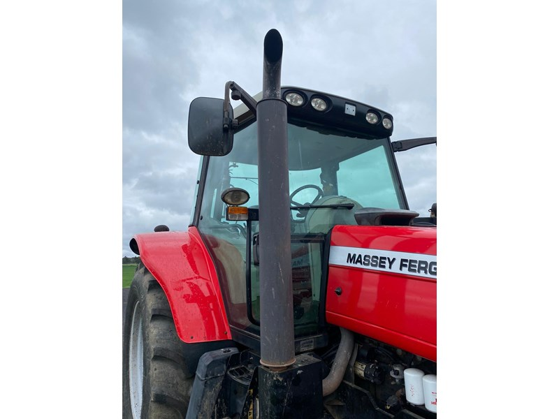 massey ferguson mf7465 and muthing mu-m mulcher 812201 028