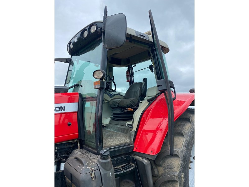 massey ferguson mf7465 and muthing mu-m mulcher 812201 050