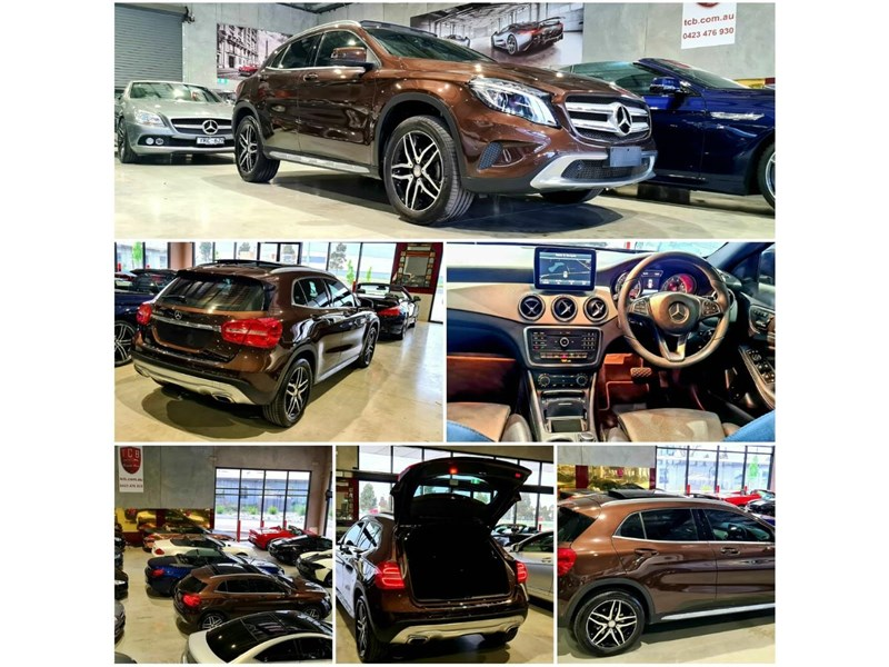 mercedes-benz gla 180 813663 002
