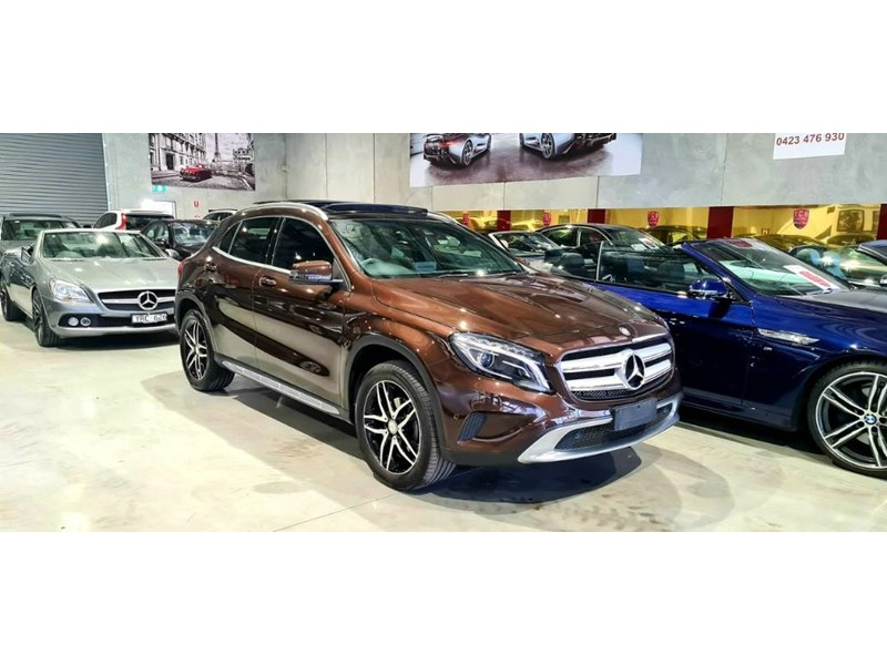 mercedes-benz gla 180 813663 004