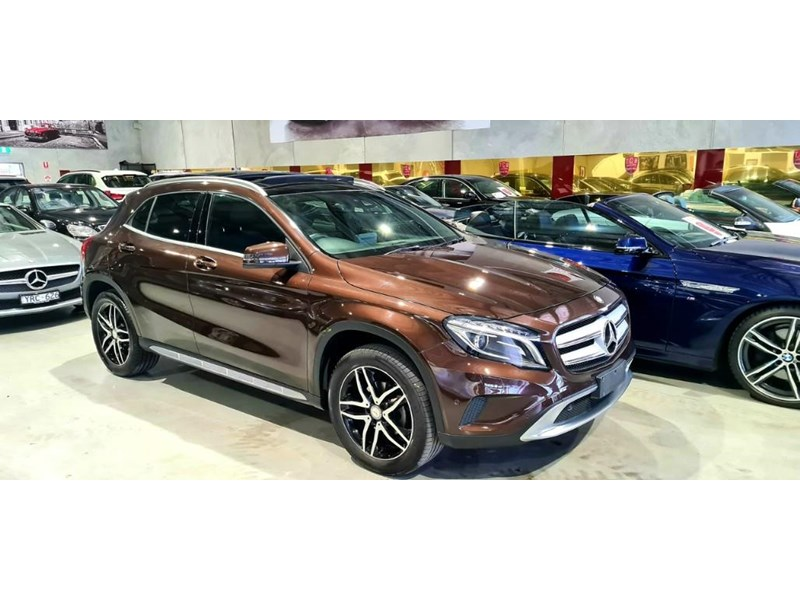 mercedes-benz gla 180 813663 005
