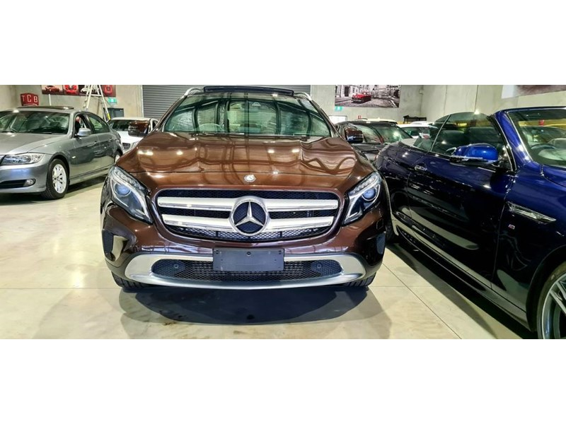 mercedes-benz gla 180 813663 008
