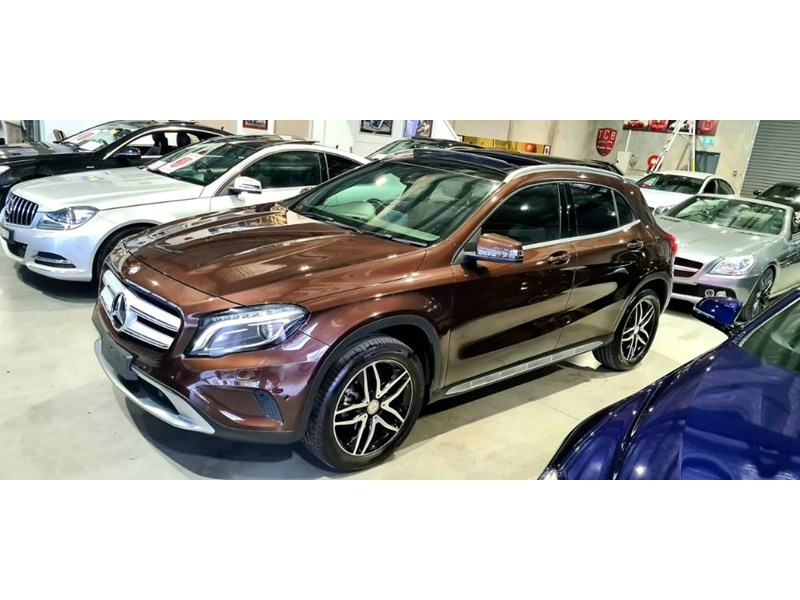 mercedes-benz gla 180 813663 020