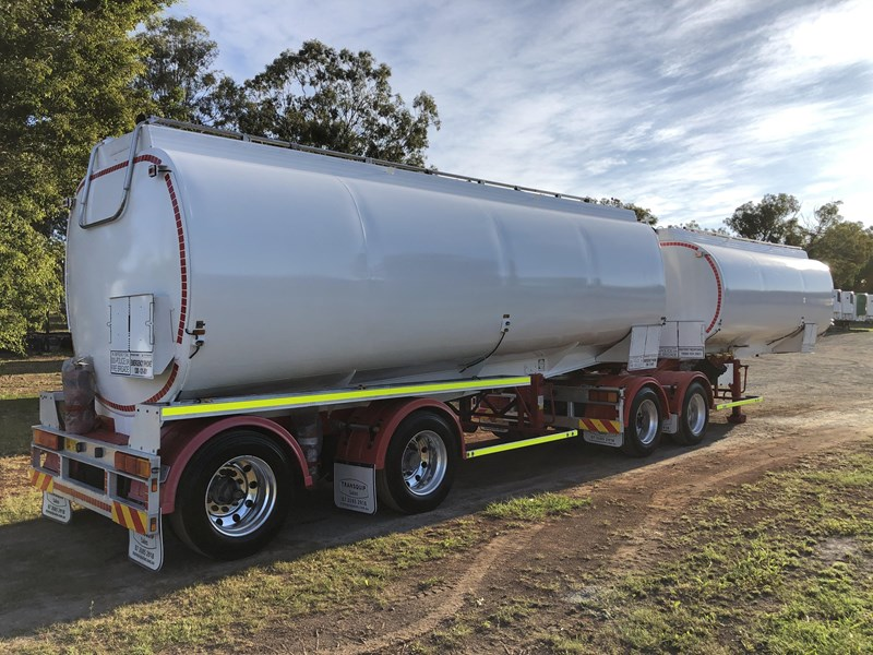 marshall lethlean 19m b-double fuel tankers 815208 002