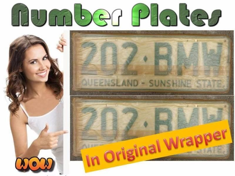 number plates 202bmw 819649 001