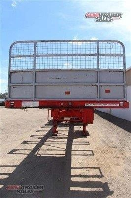 krueger semi 40ft skel semi trailer 338274 004