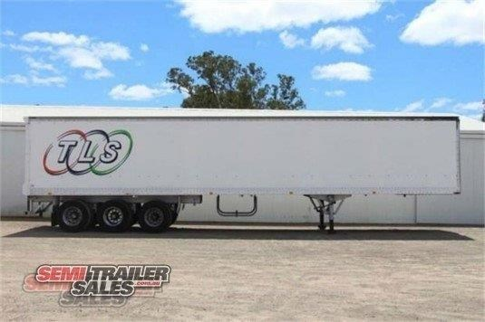 maxi-cube semi 45ft pantech semi trailer 341718 001