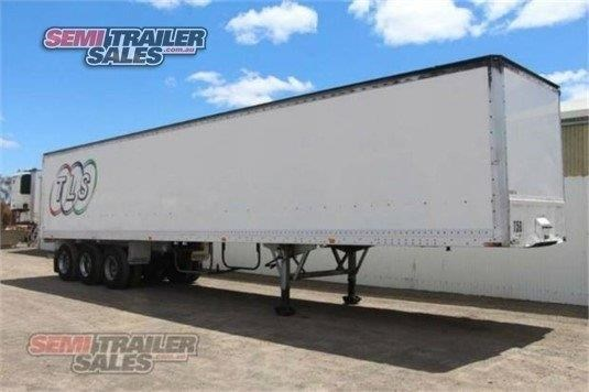 maxi-cube semi 45ft pantech semi trailer 341718 002