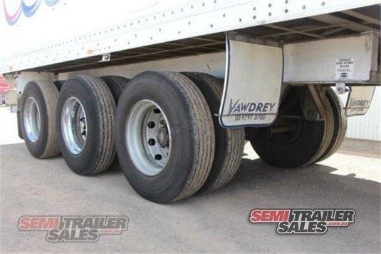 maxi-cube semi 45ft pantech semi trailer 341718 006