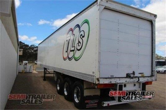 maxi-cube semi 45ft pantech semi trailer 341718 010