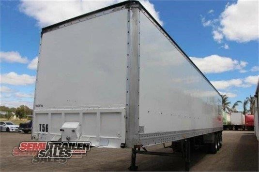 maxi-cube semi 45ft pantech semi trailer 341718 012
