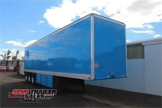 vawdrey semi 44ft pantech semi trailer 478756 002
