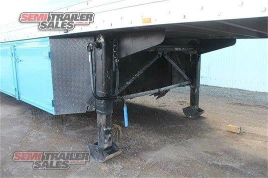 vawdrey semi 44ft pantech semi trailer 478756 009