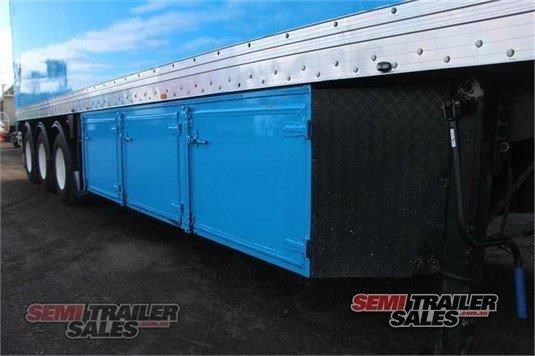 vawdrey semi 44ft pantech semi trailer 478756 010
