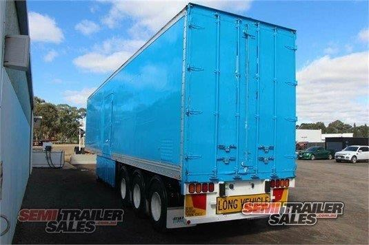 vawdrey semi 44ft pantech semi trailer 478756 012