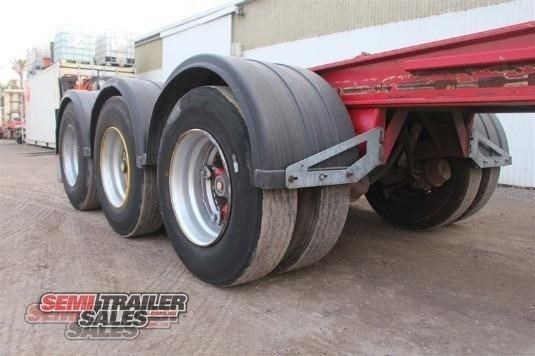 maxitrans semi roll back skel semi a trailer 493102 006