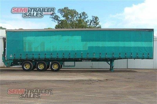 vawdrey semi 48ft curtainsider semi trailer 451969 001